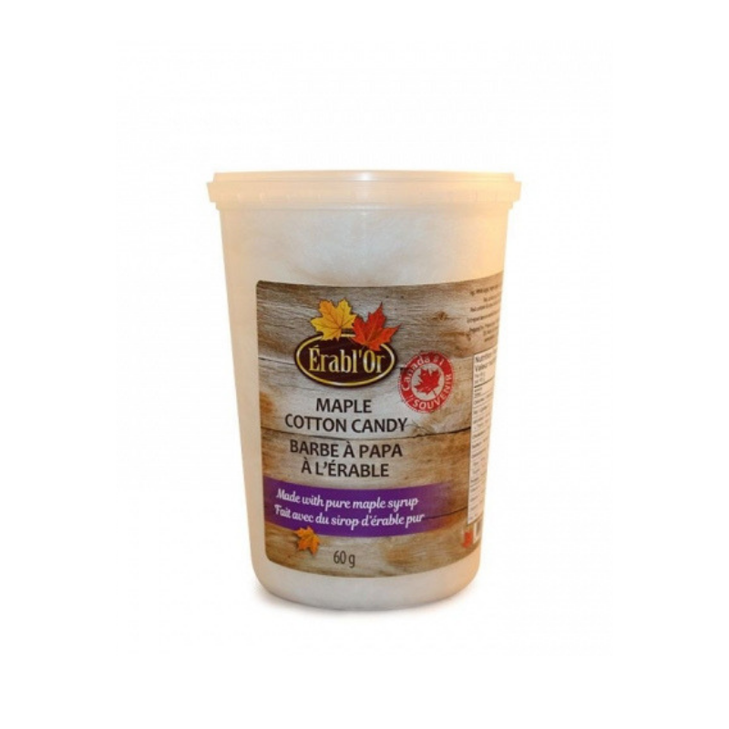 Erabl'or Maple Cotton Candy 60g