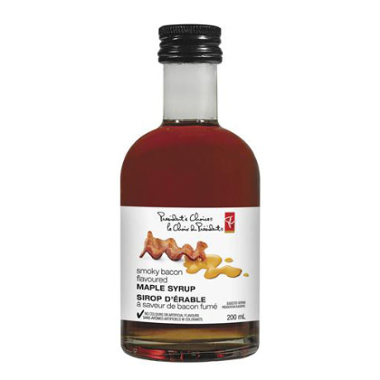 PC Maple Syrup & Smoky Bacon - 200mL-O Canada