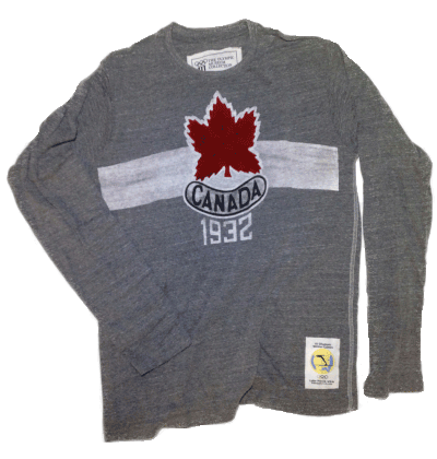 Men's premium Long Sleeve Vintage Triblend Tee-O Canada