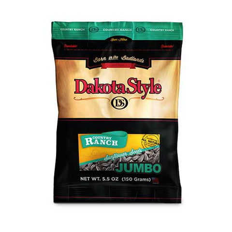 Dakota Style Sunflower Seeds - Country Ranch-150g