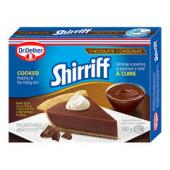 Dr. Oetker Shirriff Chocolate Pudding & Pie Filling Mix 180g-O Canada