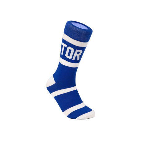 Toronto City Stripes Socks - Unisex
