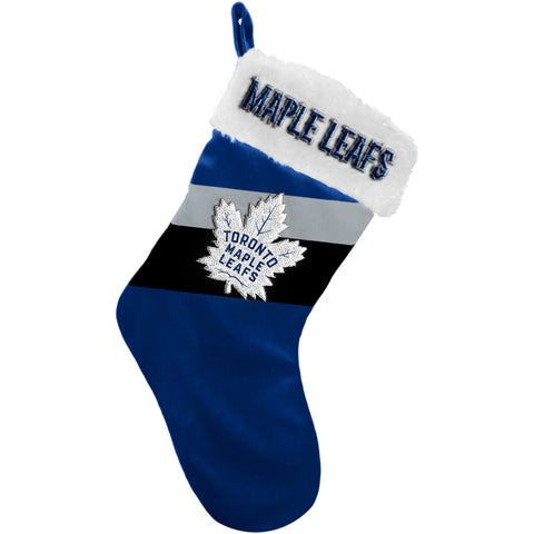 Toronto Maple Leafs Plush Stocking