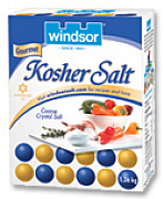 Windsor Kosher Salt 1.36kg-O Canada
