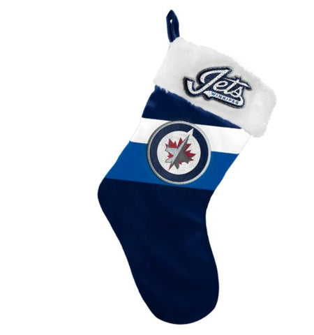 Winnipeg Jets Plush Stocking