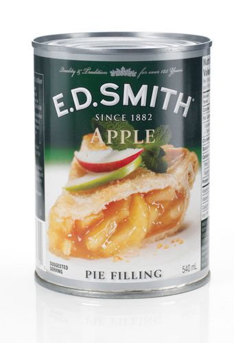 E.D. Smith Apple Pie Filling 540mL-O Canada