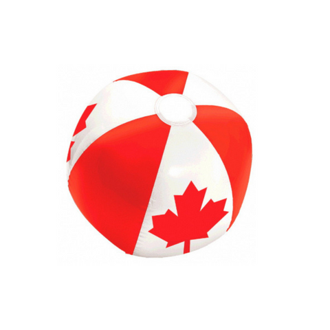 Canada Flag - Inflatable Beach Ball-O Canada