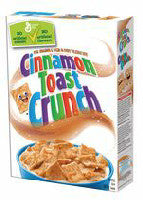 General Mills Cinnamon Toast Crunch Cereal 360g