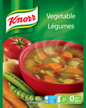 Knorr Vegetable Soup Mix 40g-O Canada