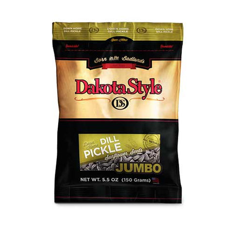 Dakota Style Sunflower Seeds - Dill Pickle-150g