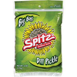 Spitz Sunflower Seeds Dill Pickle 210g-O Canada
