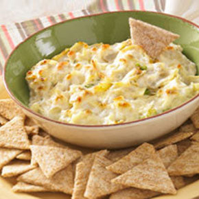 Recipe - Hot Artichoke-Parmesan Dip