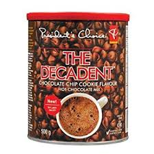 THE DECADENTPresident's Choice Chocolate Chip Cookie Flavour 500g-O Canada