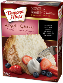 Duncan Hines Angel Food Cake Mix 450g