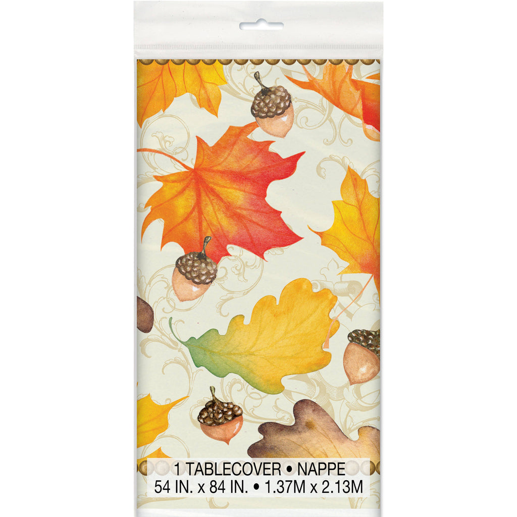 Thanksgiving Table Cover-O Canada