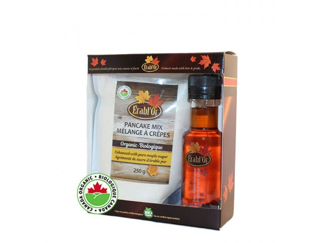 Erabl'or Gift Box - Pancake Mix-O Canada