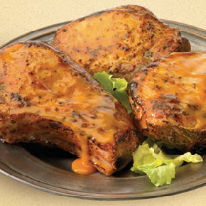 Recipe - Chili & Lime Jerked Pork Chops-O Canada