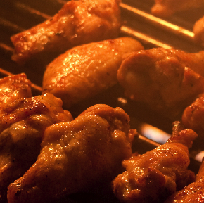 Recipe - Grilled Buffalo Wings