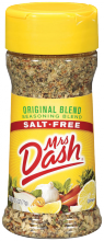 Mrs. Dash Original 70g- Best Before 11 Nov 2018-O Canada