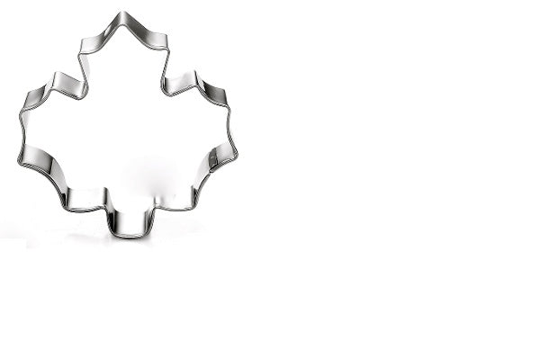 Maple Leaf Cookie Cutter-O Canada