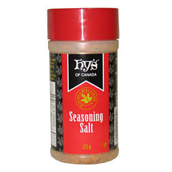 Hy's Seasoning Salt 225g- Best Before 16 Feb 2020-O Canada