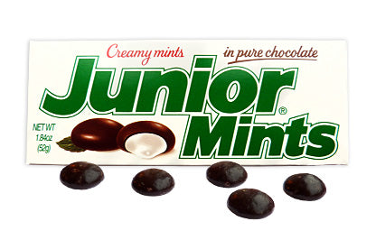 Junior Mints 52g-O Canada