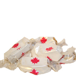 Maple Toffee Kisses -O Canada