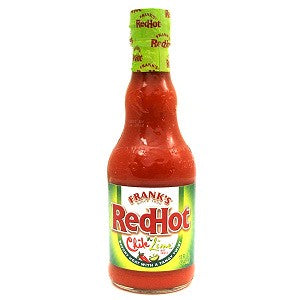 Frank's RedHot Chile 'n Lime 354mL-O Canada