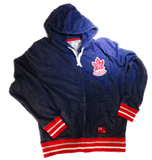 French Terry Hooded Sweater-O Canada