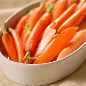 Recipe - Glazed Carrots