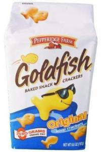 Goldfish Crackers Original 200g-O Canada