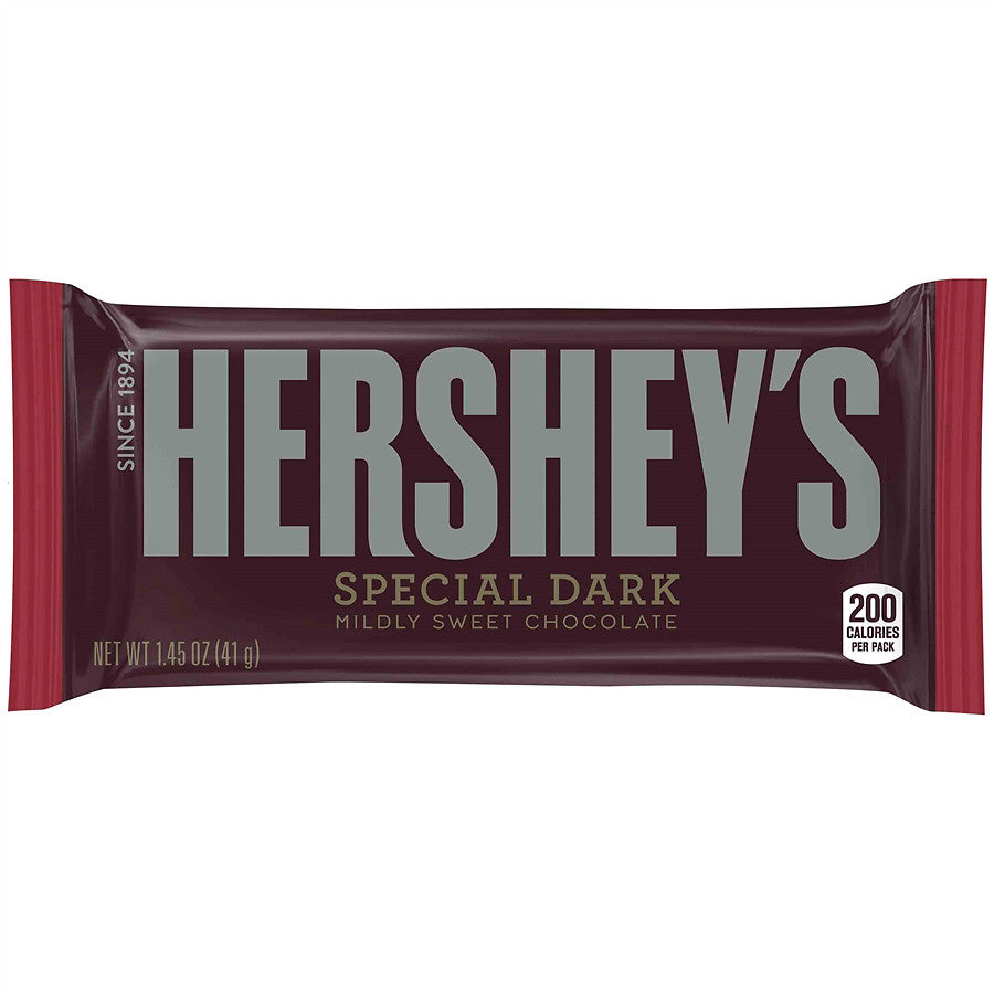Hershey's Special Dark Chocolate Bar 43g-make an offer-O Canada