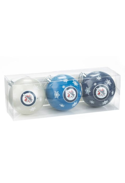 Winnipeg Jets Christmas Ornaments-O Canada