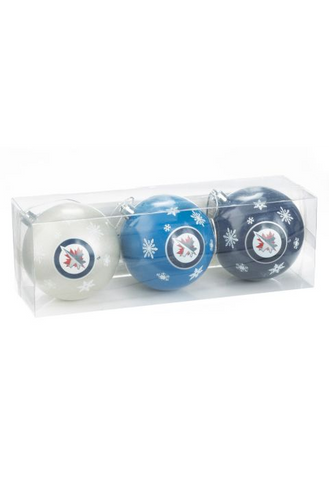 Winnipeg Jets Christmas Ornaments