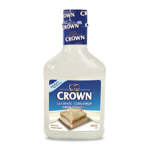 Crown Lily White Corn Syrup 500mL-O Canada