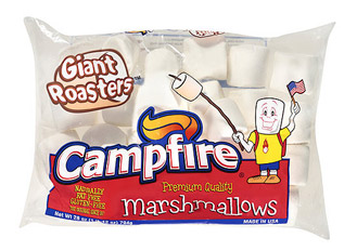 Campfire Giant Roasters Marshmallows 794g- Best Before 23Oct2018-O Canada