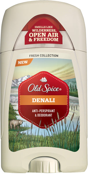Old Spice Deodorant Fresh Collection - Denali-O Canada
