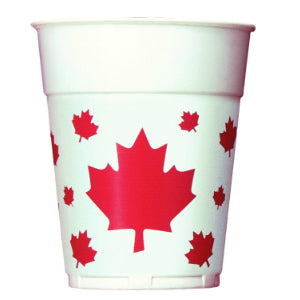 Maple Leaf Cups-O Canada