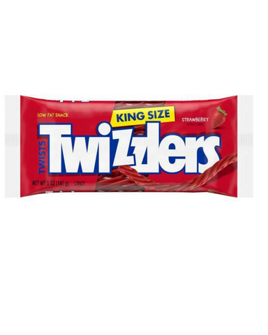 Twizzler Twists Strawberry-141g - USA