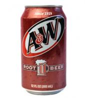 A&W Root Beer 355mL - Best Before 4 March 2019-O Canada