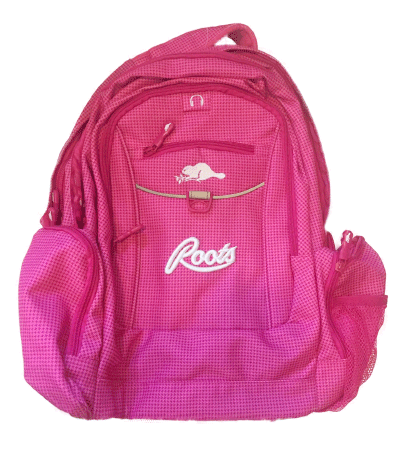 Roots Backpack - Pink-O Canada