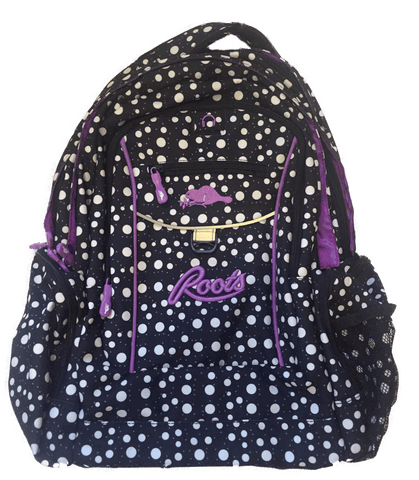 Roots Backpack - Spots-O Canada