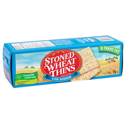 Christies Stoned Wheat Thins - 300g-O Canada