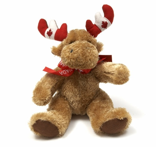 Moose Stuffed Toy-O Canada