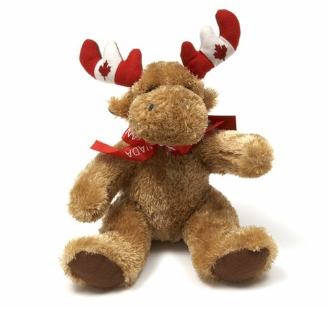 Moose Stuffed Toy