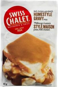 Swiss Chalet Homestyle Gravy Mix (51g)-O Canada