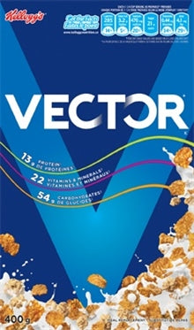 Kellogg's Vector Cereal 400g 8 May 2019-O Canada