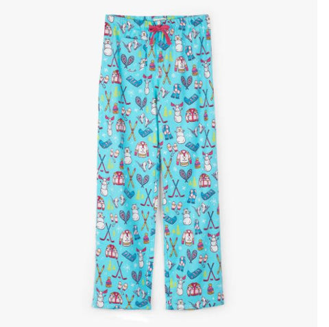 Winter Traditions Women's Flannel Pajama Pants