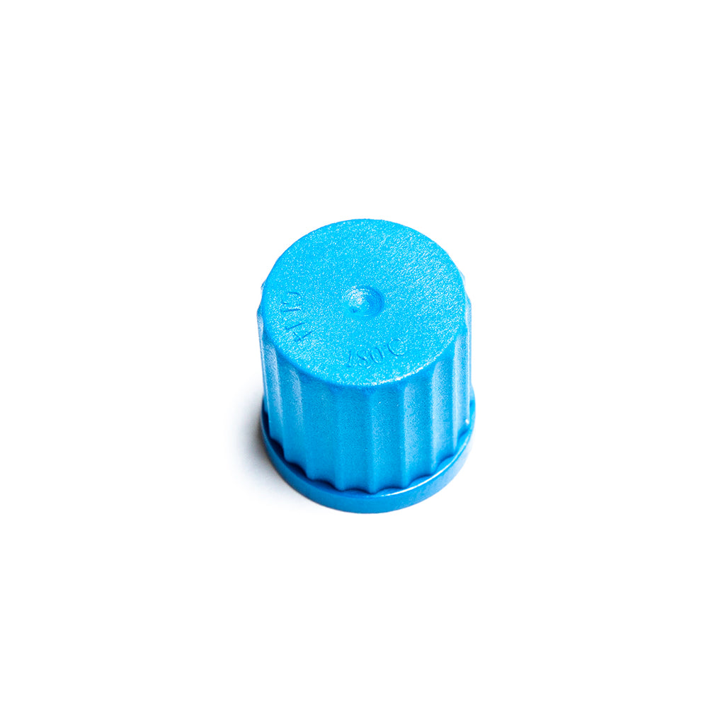 GL-25 Thread PTFE Seal PBT Chemglass CG-196-03 Series CG-196 Solid Cap
