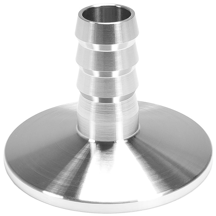"Stainless steel KF25 to 3/8"" Hose adapter"
